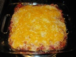 easy baked spaghetti dinner recipe