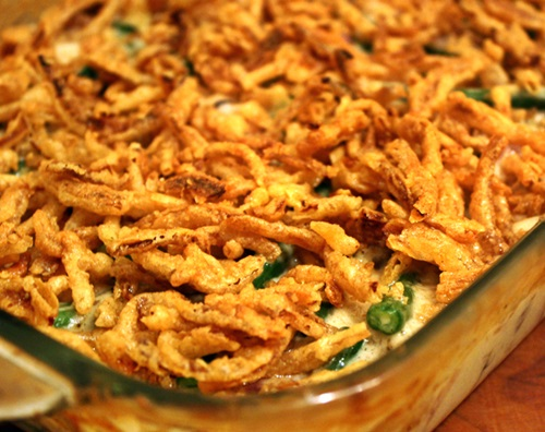 best green bean casserole recipe ever