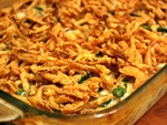 tasty vegetarian green bean casserole recipe