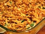 tasty vegetarian green bean casserole recipe