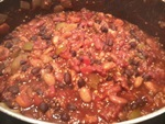 quick and easy, ultimate vegetarian chili recipe