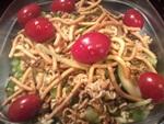 super simple cabbage salad recipe