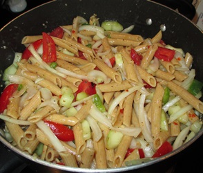 cold pasta salad recipes