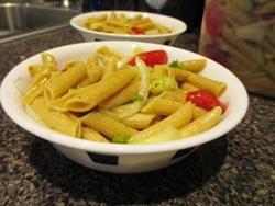 deli style cold pasta salad recipe
