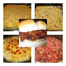 vegetarian easy dinner recipes