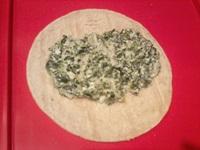 stuff your spinach enchiladas