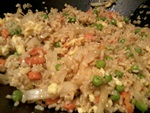 authentic Asian vegetable fried rice recipe