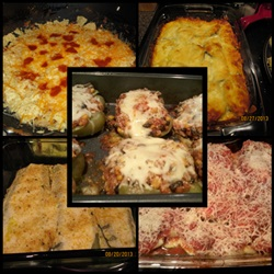 vegetarian meal ideas and menu planning