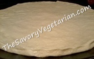 crust for vegetarian pizza