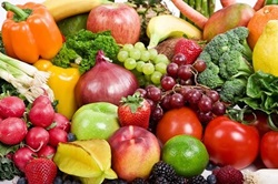 vegetarians eat fruits and vegetables