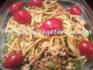 cabbage salad recipe