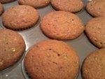 homemade zucchini muffin recipe